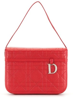 Christian Dior pre-owned Lady Cannage top-handle bag