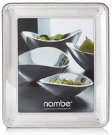 "Nambe Braid 8"" x 10"" Frame"