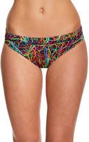 Funkita Women's Pulmonary Party Sports Brief Swimsuit Bottom 8148401