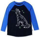 Stella McCartney midnight max tiger t-shirt