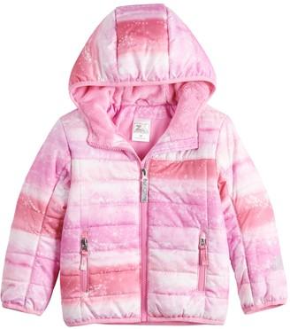 ZeroXposur Toddler Girl Puffer Jacket