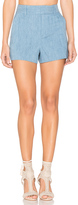 Alice + Olivia Deacon High Waisted Shorts