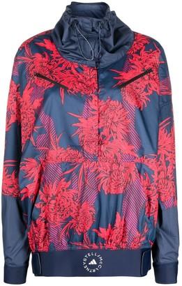 adidas by Stella McCartney Floral-Print Jacket