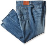 Lucky Brand Men's Big and Tall 181 Relaxed Straight-Leg Jean in Dellwood