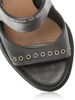 Salvatore Ferragamo 110mm Narni Leather Sandals