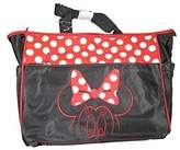 Disney 2014 Minnie Mouse Red Polka Dot Large Diaper Bag