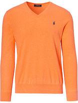 Ralph Lauren Slim Cotton-cashmere Sweater