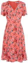 Oasis LONG UTILITY ROSE TEA DRESS