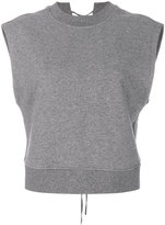 Alexander Wang sleeveless sweatshirt