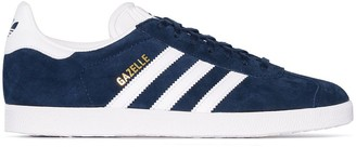 adidas Blue Originals Gazelle Suede Sneakers