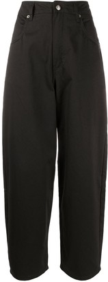 Societe Anonyme High Rise Tapered Trousers