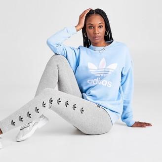 adidas Women's Trefoil Crew Sweatshirt