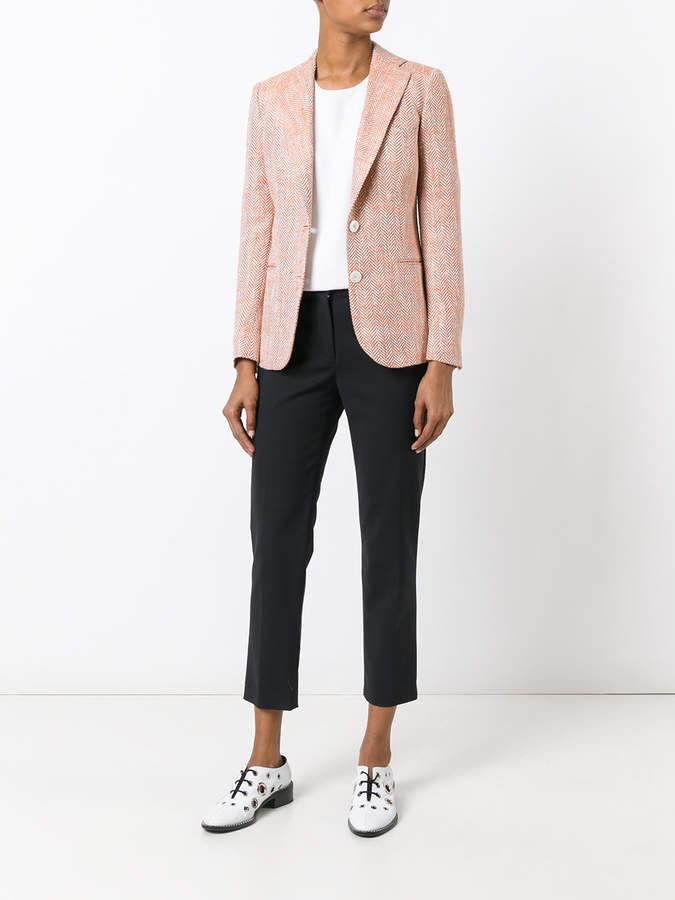 Kiton two button blazer