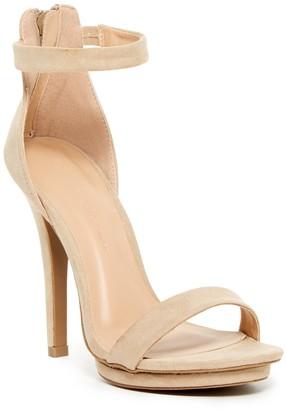 Wild Diva Lounge Amy Platform Stiletto Sandal