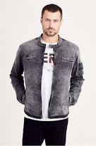 True Religion Slim Moto Mens Jacket