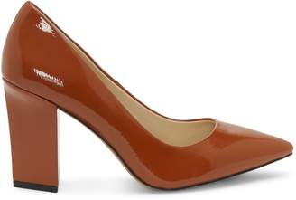 Vince Camuto Candera Heeled Leather Pumps