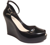 Bamboo Black Jovial Wedge