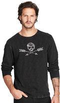 Denim & Supply Ralph Lauren Cotton Jersey Graphic Pullover