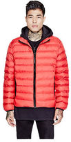 GUESS Men's Lennox Hooded Jacket