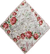 One Kings Lane Vintage New York Handkerchief