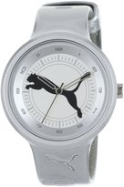 Puma Women's PU910682014 Rubber Quartz Watch with Dial