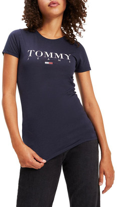 Tommy Jeans Essential Logo Slim T-Shirt