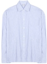 Vince Linen And Cotton Shirt