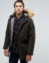 Wrangler Parka Explorer Jacket
