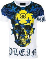 Philipp Plein skull print T-shirt - men - Cotton - M