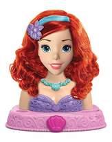 Disney Princess Ariel Bath Styling Head