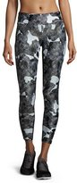 Koral Activewear Emulate Performance Leggings, Snake Camo/Black