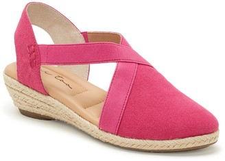 Me Too Espadrille Wedge Sandals - Nissa