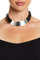Argentovivo Wide Collar Necklace