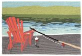 Liora Manné Trans Ocean Imports Frontporch Lakeside Indoor Outdoor Rug