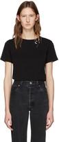 Saint Laurent Black Constellation T-Shirt