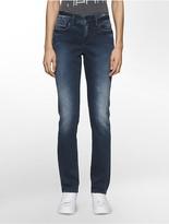 Calvin Klein Curvy Skinny Medium Wash Jeans