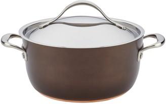 Anolon Nouvelle Copper Luxe 5-qt. Dutch Oven