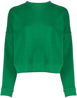 YMC Relaxed-Fit Cotton Sweatshirt