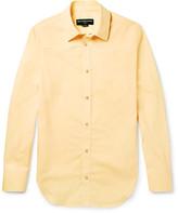 Balenciaga - Slim-fit Cotton-poplin Western Shirt