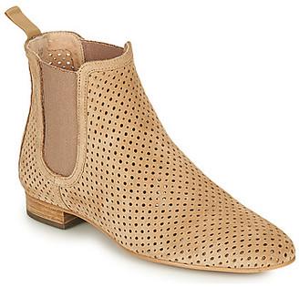 Muratti ROCKDALE women's Mid Boots in Beige