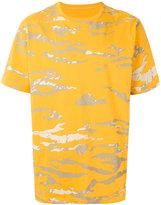 MHI camouflage T-shirt - men - Cotton - L