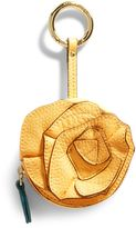 Vera Bradley Rosy Outlook Bag Charm
