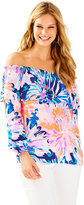 Lilly Pulitzer Dee Off the Shoulder Top