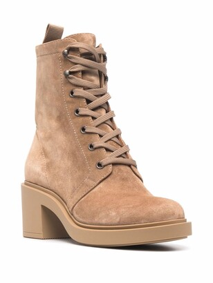 Gianvito Rossi Foster suede boots