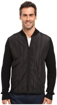 Kenneth Cole Sportswear Nylon Quilted Moto Jacket
