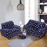RUGAI-UE Sofa Slipcover thickening flannel sofa set all wrapped fabric fashionable non slip non slip short plush sofa sets