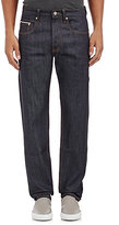 Naked & Famous Denim Men's Easy Guy Selvedge Jeans-BLUE