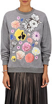 Christopher Kane Women's Flower-Graphic Sweatshirt