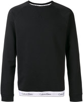 Calvin Klein Jeans logo detail sweatshirt - men - Cotton/Polyester - S