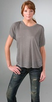Scrunched Muscle T-Shirt